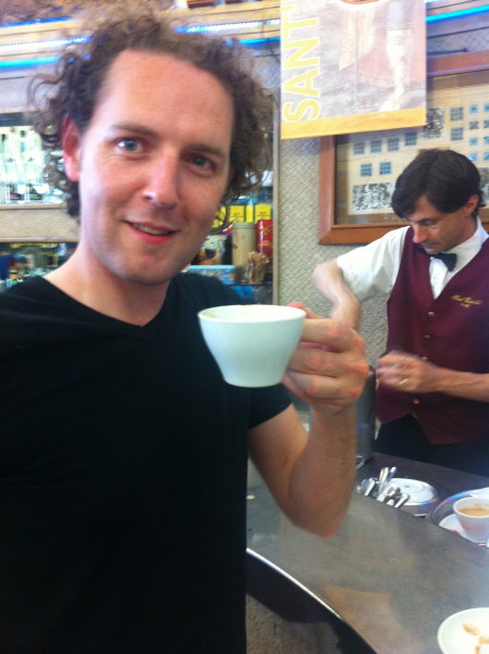 Sant'Eustachio caffè