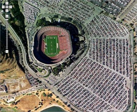 3COM stadium, San Francisco