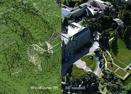 3D Map of Oslo