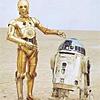 C3PO en R2D2 (Star Wars)