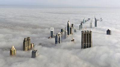 Dubai from the Burj Dubai