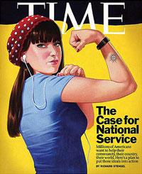 New Rosie the Riveter
