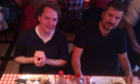 Stijn en Aaron