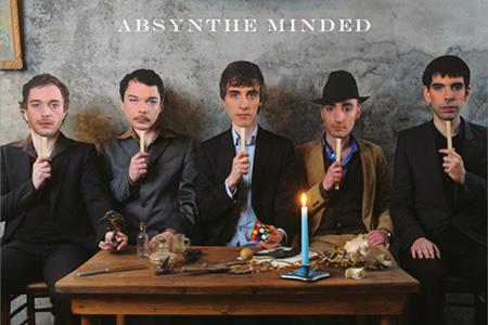 Absynthe Minded: Envoi (Enough)