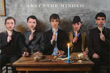 Absynthe Minded: Envoi (Enough)