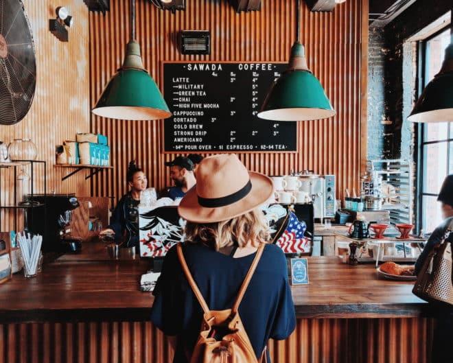 AirSpace design van koffiebars