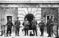 Antwerpen in 1914: het Fort van Oelegem