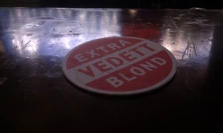 Vedett Extra Blond in Antwerpen
