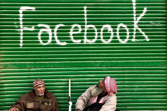 Arab Revolutions and Facebook