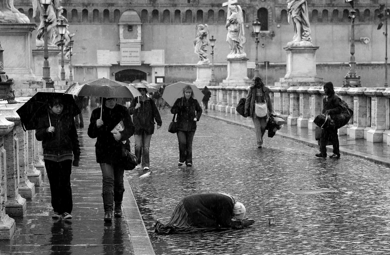 Armoede in Italië