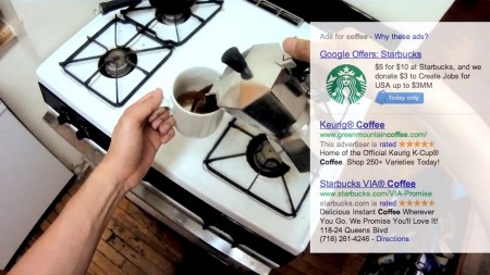 Augmented Reality AdWords