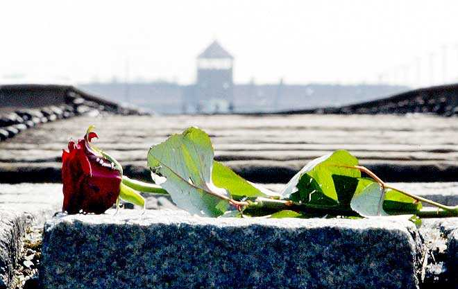 Auschwitz en de Internationale Dag van de Holocaust