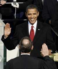 Barack Obama inauguratie