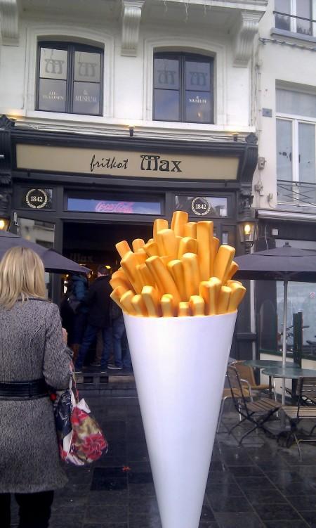 Beste frietkot van Antwerpen
