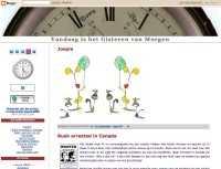 Aardling blog in 2004