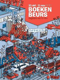 Boekenbeurs Antwerpen 2010