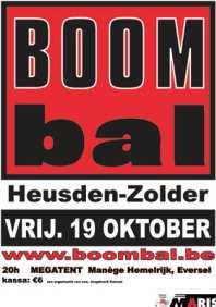 boombal heusden 2007