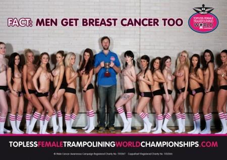 Borstkanker bij mannen