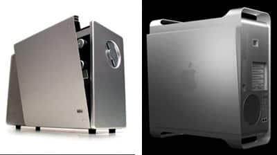 Braun T1000 radio en Apple Mac Pro