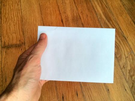 Een brief aan m'n ouders