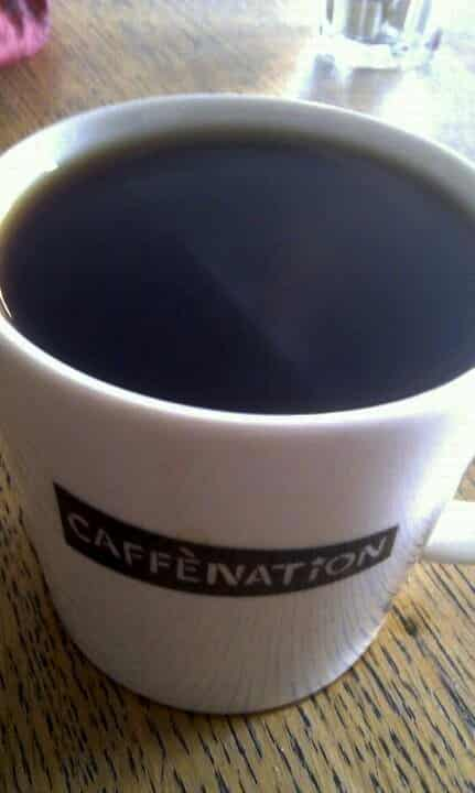 Caffènation filterkoffie