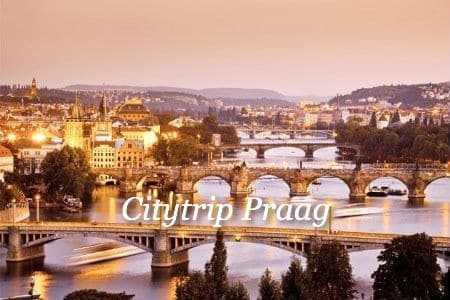 Citytrip naar Praag