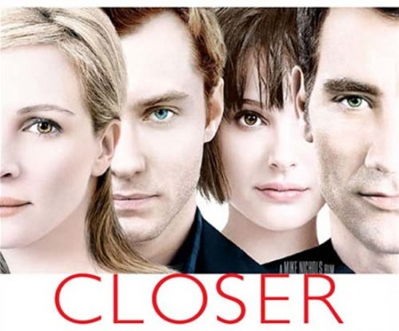 Closer (2004) poster