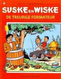 De Treurige Formateur (Suske en Wiske)