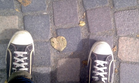De wereld aan mijn voeten