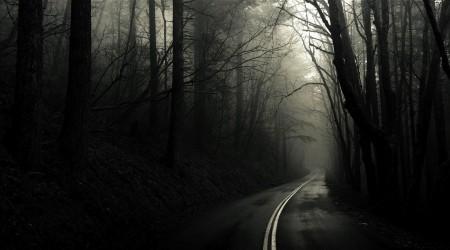 Donkere weg naar de toekomst