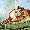 Erotische kunst in Pompeii