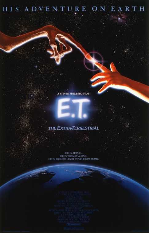 ET film poster