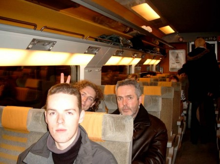 Eurostar naar Londen