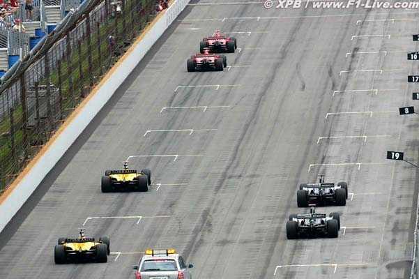 F1 Indianapolis 2005