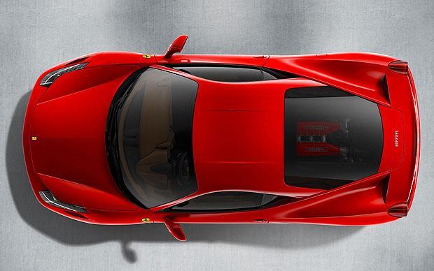 Ferrari 458 Italia Eerste Foto S En Testrit Video