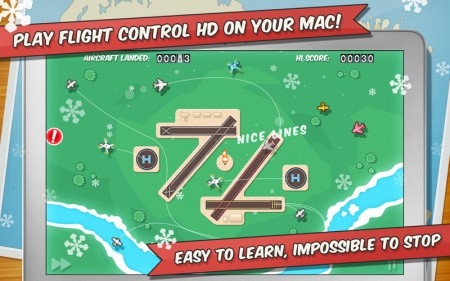 Flight Control HD Mac App