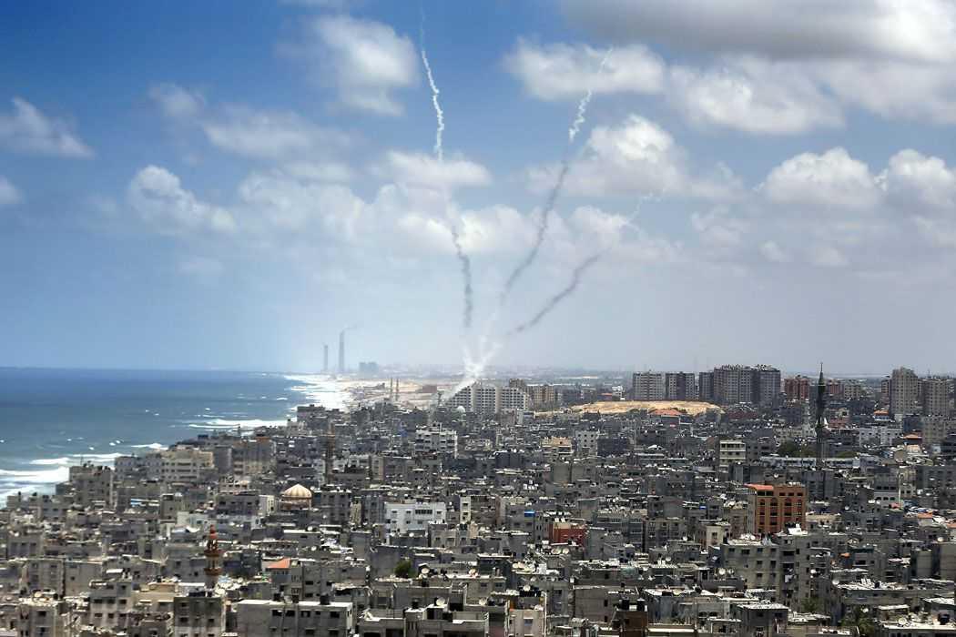 Gaza tijdens Operation Protective Edge