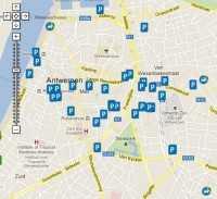 Gratis parkeren in Antwerpen