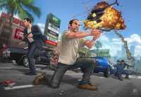 GTA V Launch Piece by Patrick Brown