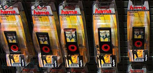 Hama iPod Nano 4G case