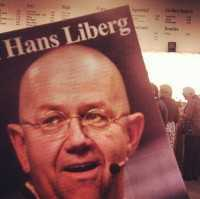 Hans Liberg in de Arenbergschouwburg