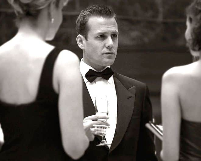 Harvey Specter de ladies man