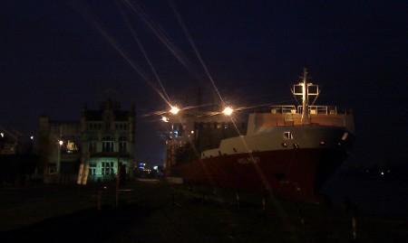 Het schip Helmut