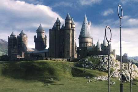 Hogwarts kasteel