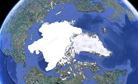 IJskap Noordpool 2010