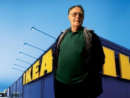 Ingvar Kamprad, IKEA
