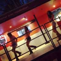 Jupiler danseressen