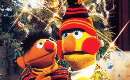 Kerstfeest met Bert en Ernie