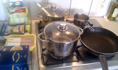 Kip Carbonara ingrediënten