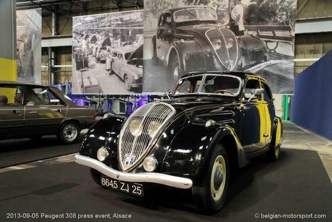 Klassieke Peugeot